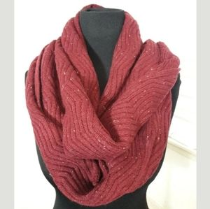 Universal Thread Goods Co. Oblong Scarf Burgundy